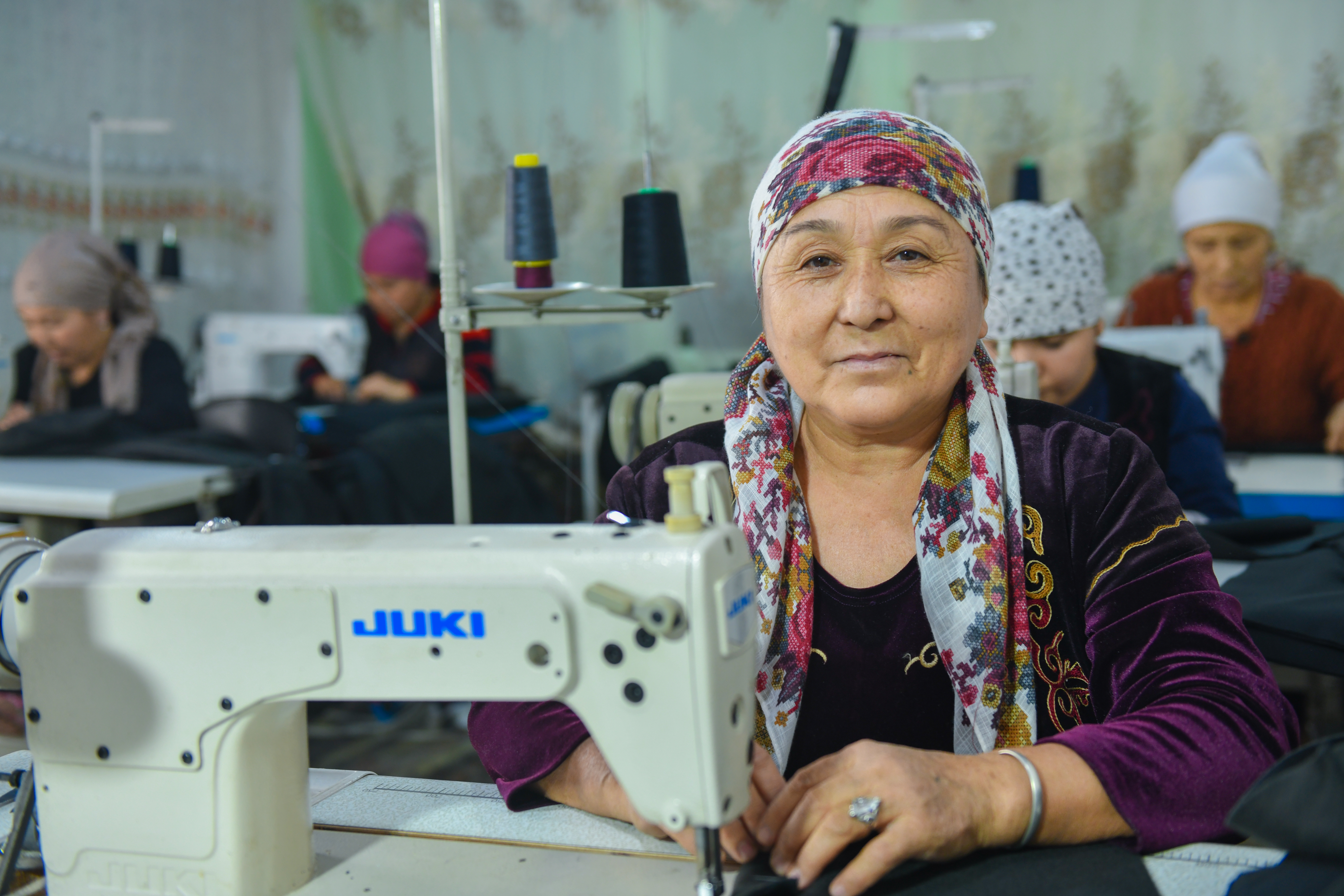 Development of rural women promotes development of the whole country