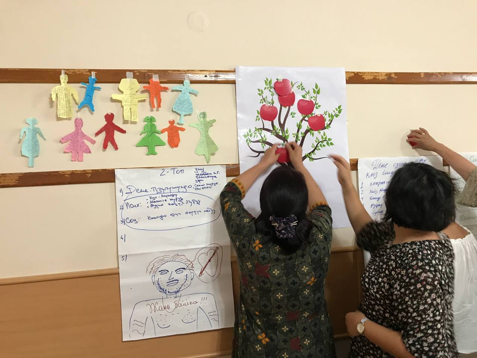 Sexual education and HIV in Kyrgyzstan