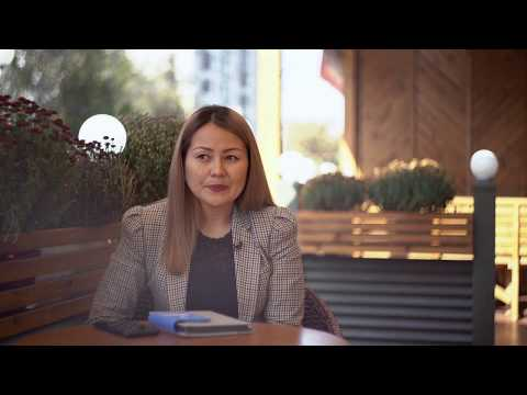 Nazgul Janybayeva - Story of successful woman-entrepreneur in Kyrgyzstan