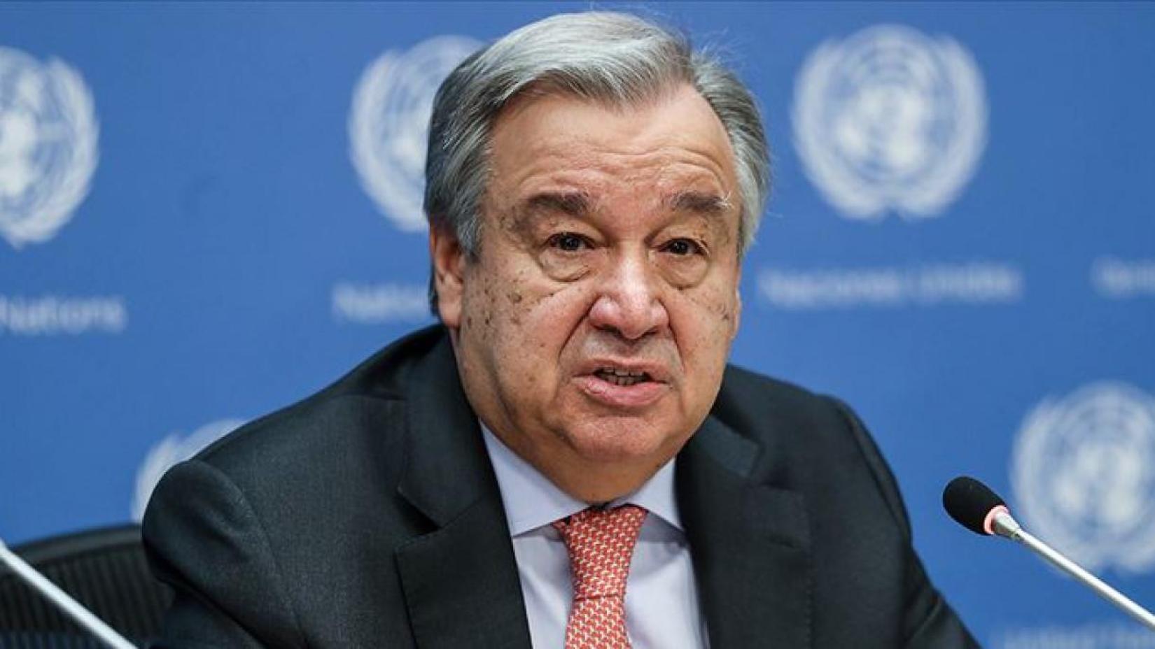 Генеральный секретарь Антониу Гутерриш: Достижение углеродной нейтральности к 2050 году - самая неотложная глобальная задача | Организация объединенных наций в Кыргызстане
