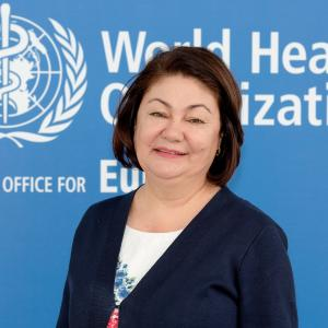 WHO Representative and Head of WHO Country Office in Kyrgyzstan
